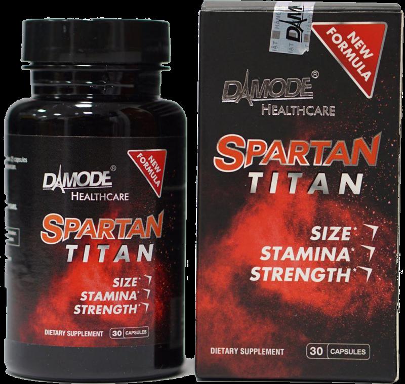 SPARTAN TITAN