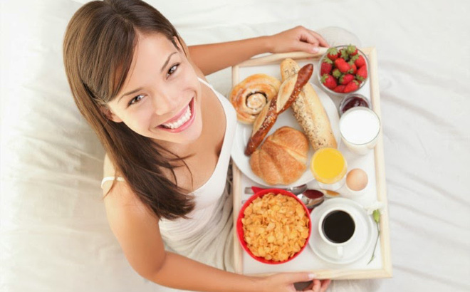 Ăn gì đầu tiên vào bữa sáng là tốt nhất?