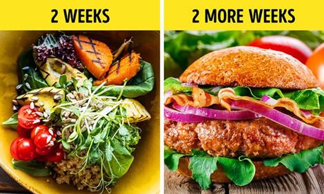 7 chế độ ăn kiêng giúp bạn giảm cân hiệu quả sau Tết