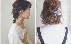 Những kiểu tóc tết đẹp dành cho nàng tóc ngắn khiến chàng ngắm mãi không thôi