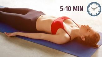 4 bài tập thở giúp phục hồi chức năng hô hấp, cho bạn sống khoẻ- sống thọ mỗi ngày