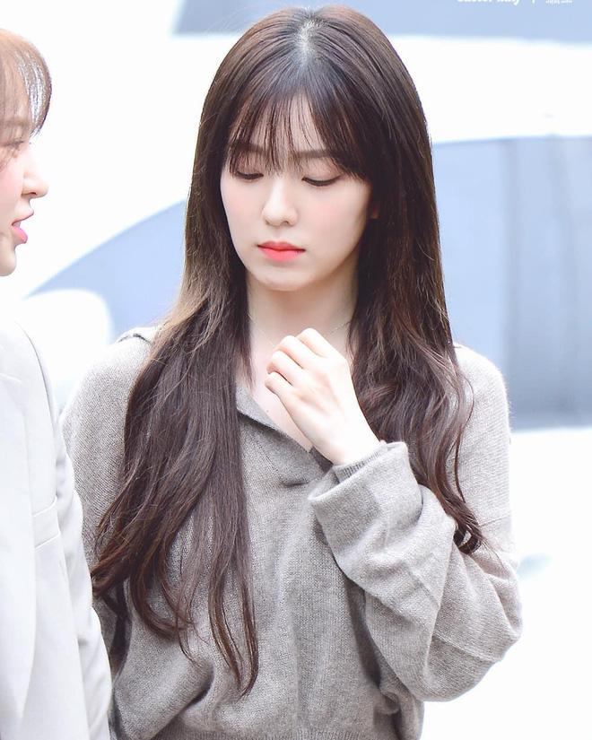 4 kiểu tóc mái chuẩn hack tuổi bạn nên học hỏi từ nữ thần Kpop Irene (Red Velvet)