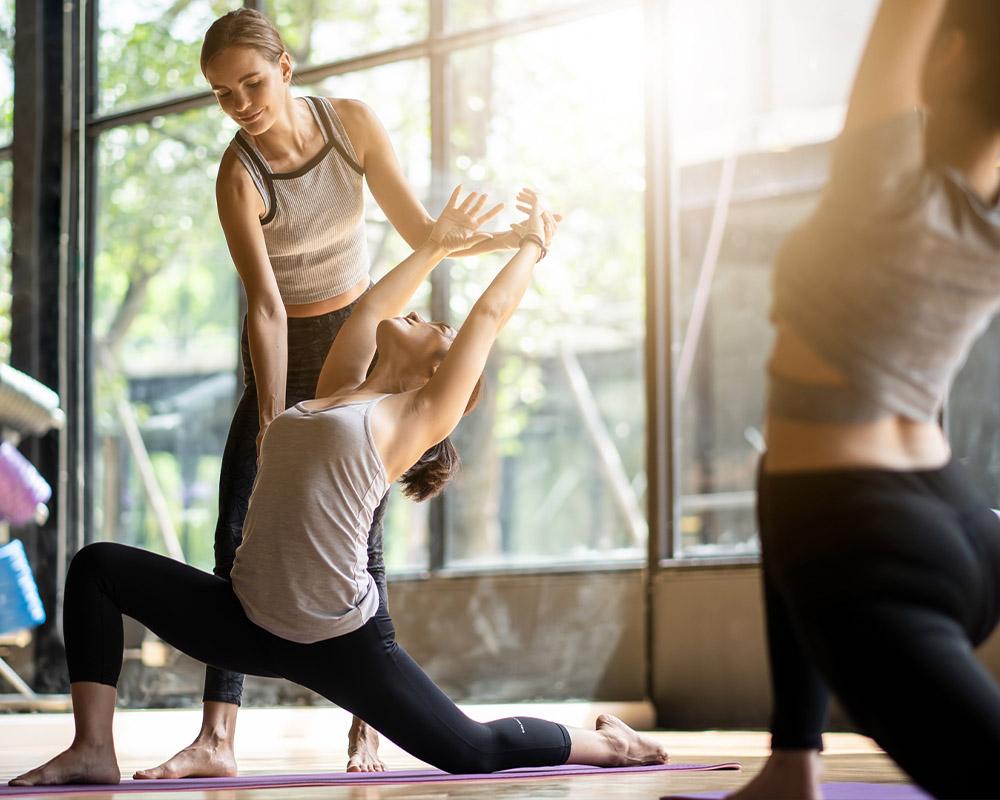 Những lợi ích của việc tập luyện giúp tăng cường sức khỏe của bạn