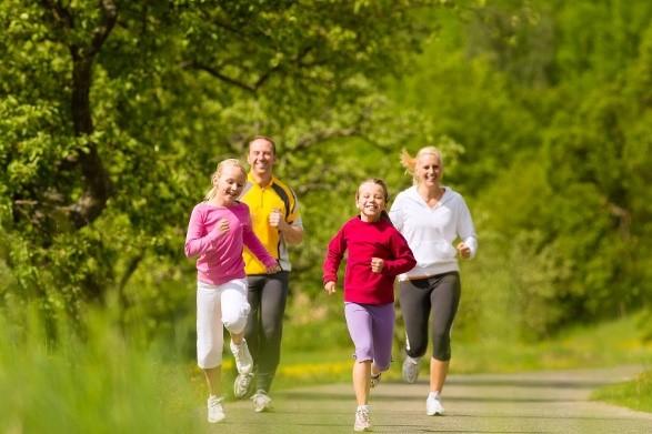 Một số phương pháp vận động để giữ sức khỏe ngày tết cho cả nhà
