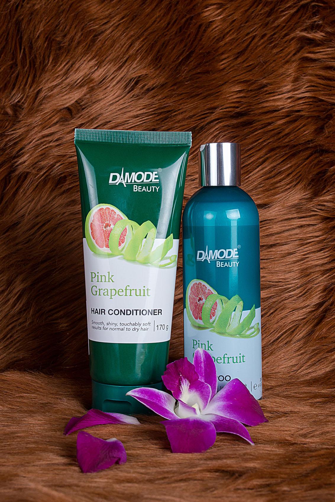 Dầu Gội Tinh Chất Bưởi - PINK GRAPEFRUIT SHAMPOO (chống rụng, nuôi dưỡng da đầu, kích thích mọc tóc)