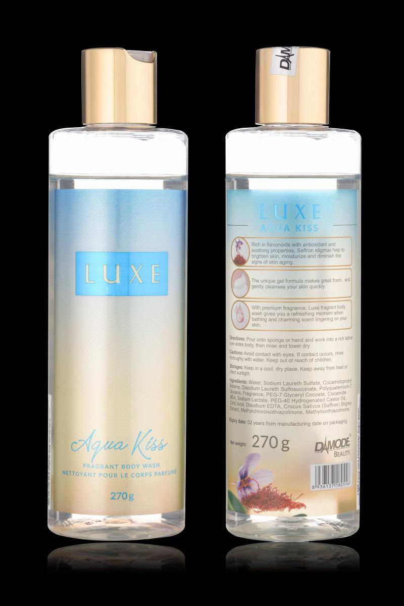 Sữa tắm nước hoa Luxe - Hương AQUA KISS